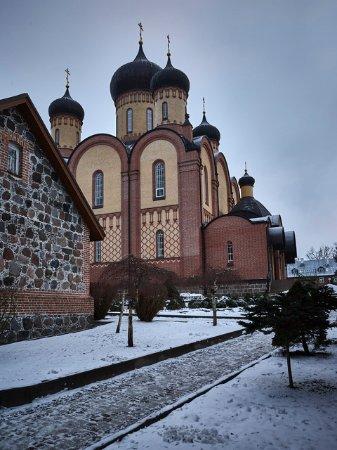 Pühtitsa Stavropegial Holy Dormition Monastery: главный храм