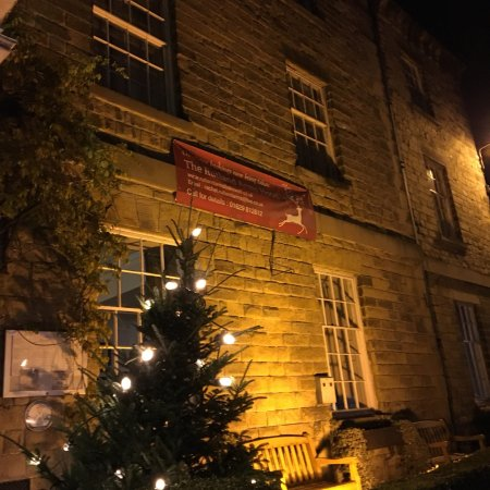 Rutland Arms Hotel Bakewell: photo0.jpg