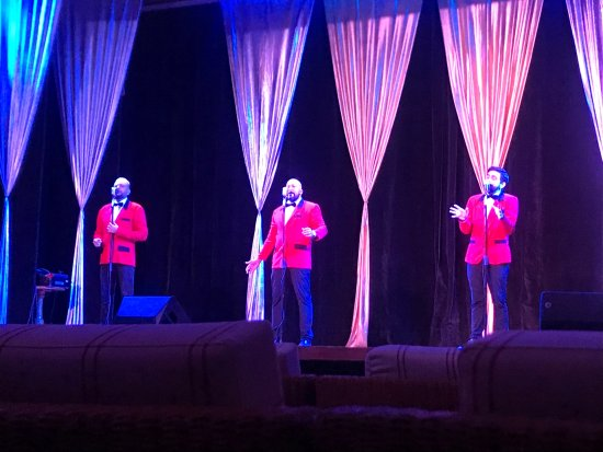 Excellence Playa Mujeres: Jersey Boys