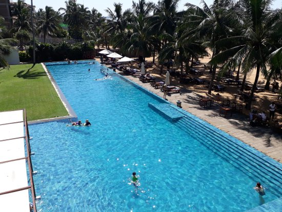 Blue Oceanic Beach Hotel Negombo