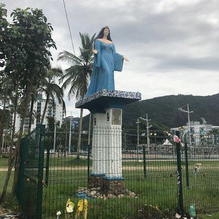 Estatua de Iemanja