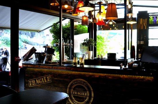 Le Bar De La Terrasse Picture Of Le Food Truck By Au