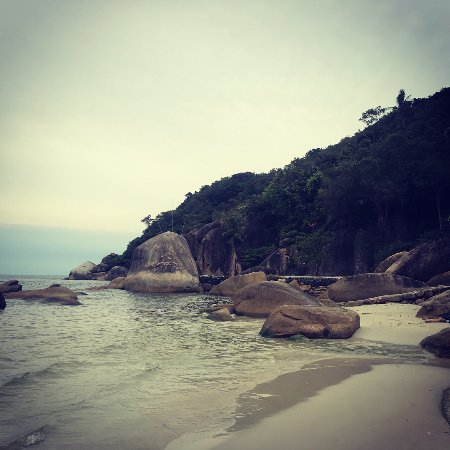 Thong Takhian Beach (Silver Beach) : rock