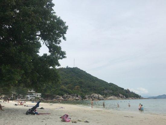 Thong Takhian Beach (Silver Beach) : praia