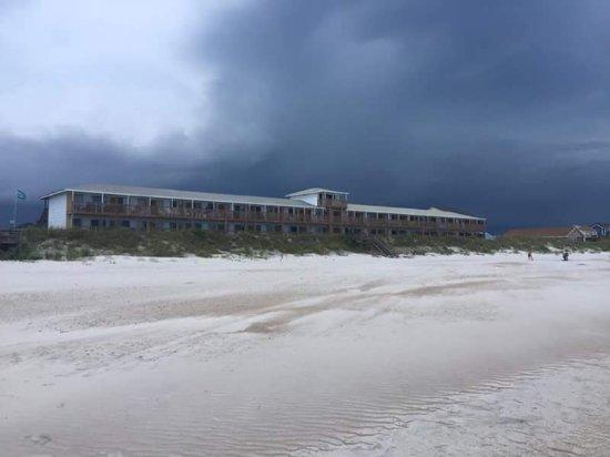 Sea Vista Motel Oceanfront Of The Hotel