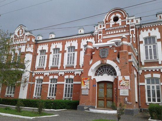 Kizlyar, روسيا: музей