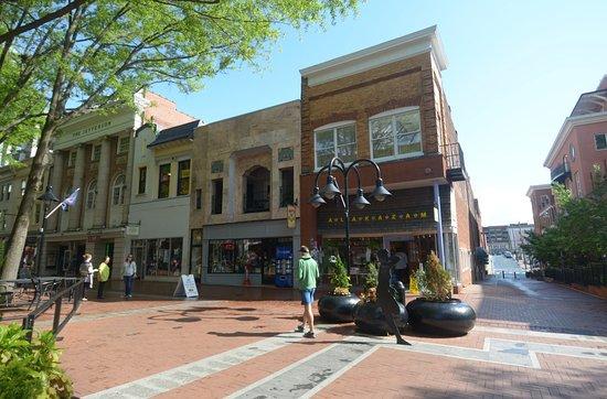 Historic Downtown Mall : i negozi