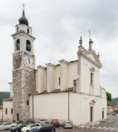 San Giovanni Lupatoto, Italien: Chiesa San Giovanni Battista