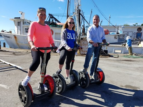 Segway Beach Tours