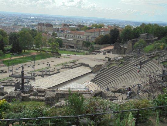 Théâtres Romains de Fourvière : Grande anfiteatro