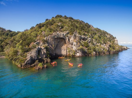 Canoe & Kayak Taupo Tours