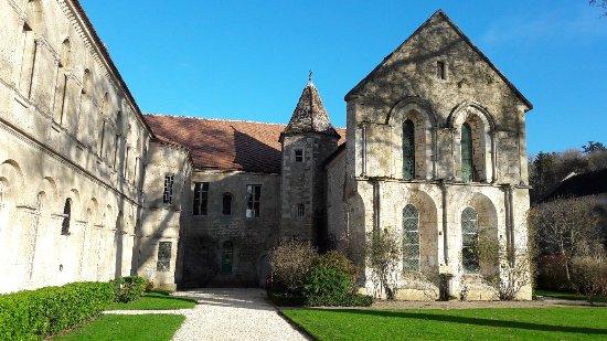 Abbaye de Fontenay : 20180114_145233_large.jpg