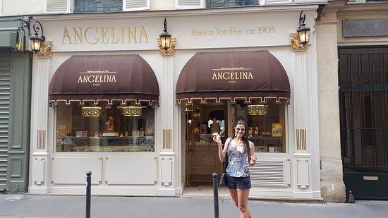 Salon de the angelina paris saint germain des pr s - Angelina salon de the ...