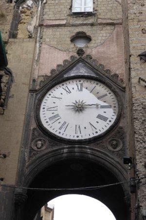 Arco dell'Orologio di Sant'Eligio
