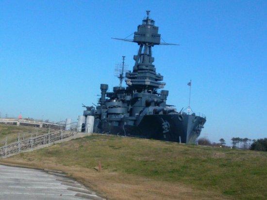 Battleship Texas State Historic Site : IMG_20180113_083918_large.jpg