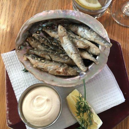 Fisherman's Cottage: friture