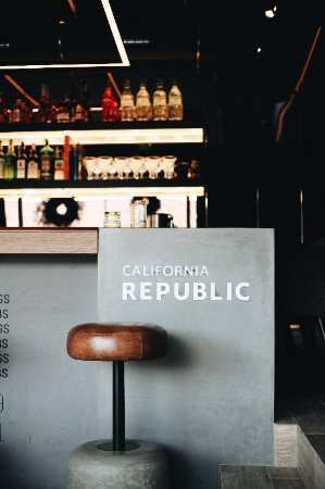 California Republic & The Bar Upstairs
