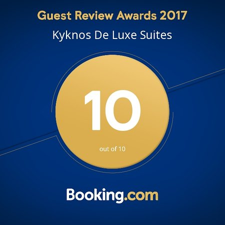 Kyknos De Luxe Suites Hotel Picture