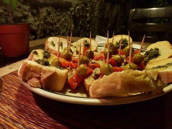 Santa Lucia, Honduras: deliciosas tapas