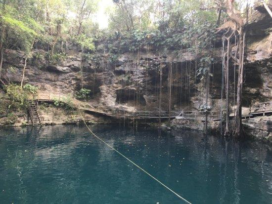 Temozon, Μεξικό: Cenote Xcanche
