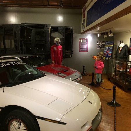 Pontiac-Oakland Automobile Museum: Interesting museum