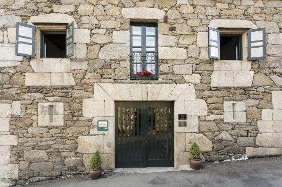 Cristosende, Испания: Fachada principal