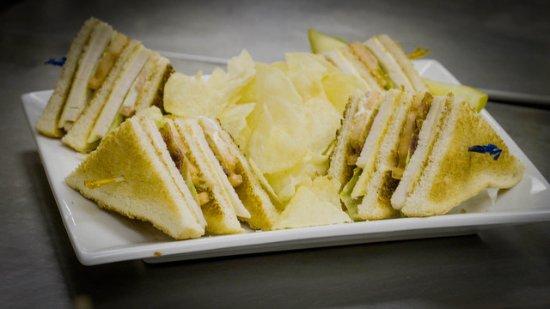 Milroy, PA: Club Sandwich