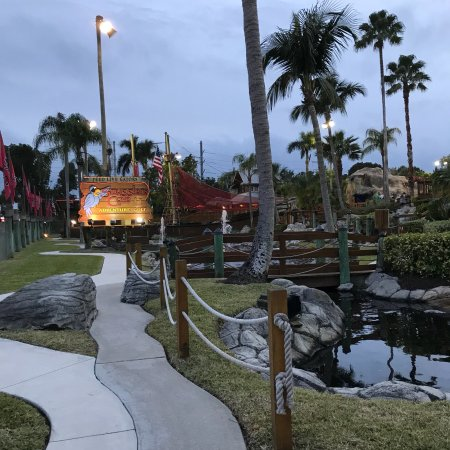 Smugglers Cove Adventure Golf Fort Myers Beach Fl Usa