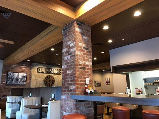 Washington, IL: Modern diner vibe