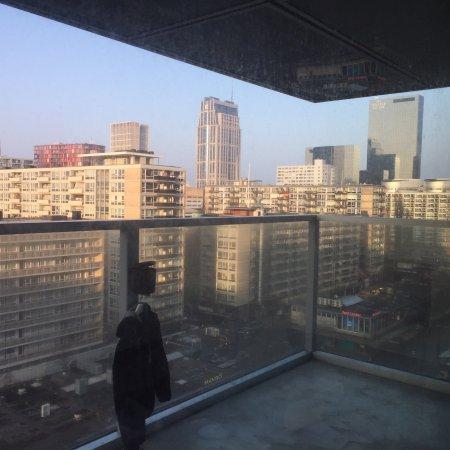 Urban Residences Rotterdam: 14.01.2018 sole su Rotterdam