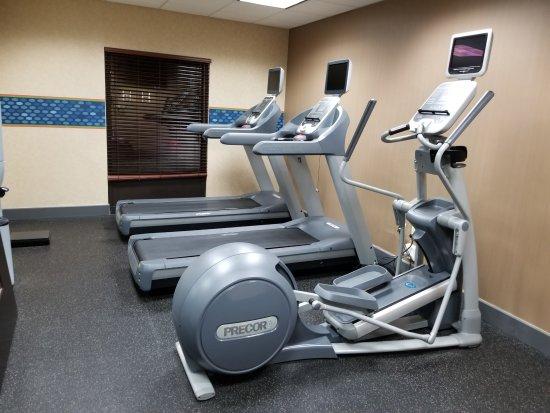 Hampton Inn & Suites Orlando - John Young Pkwy / S Park : Fitness Center