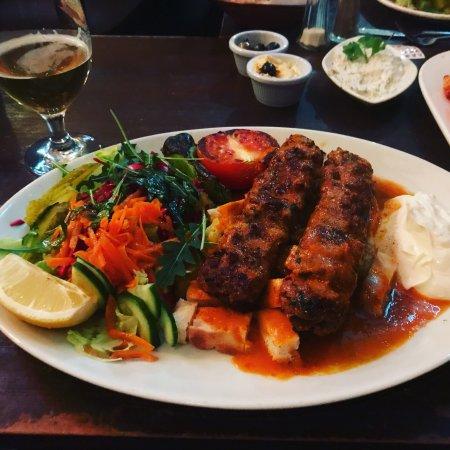 Anatolia cuisine brighton restaurantanmeldelser for Anatolia cuisine brighton