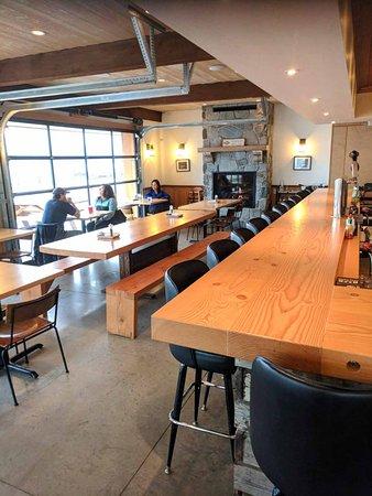Sechelt, Canada : Restaurant