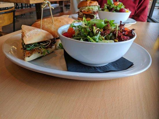 Sechelt, Canada : Roast Porchetta Sandwich