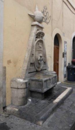 Fontana della Cancelleria