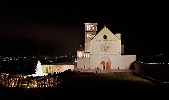 Basilica Superiore di San Francesco d' Assisi