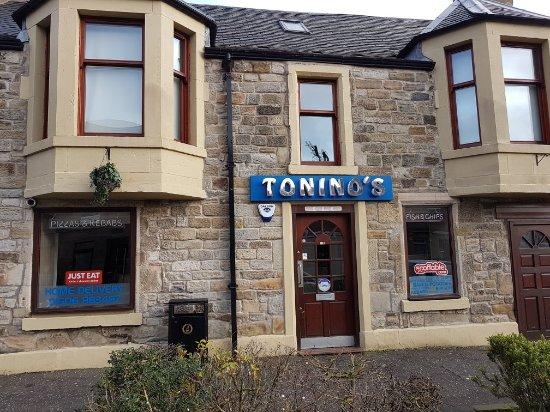 Toninos Takeaway Mid Calder Menu Prices Restaurant