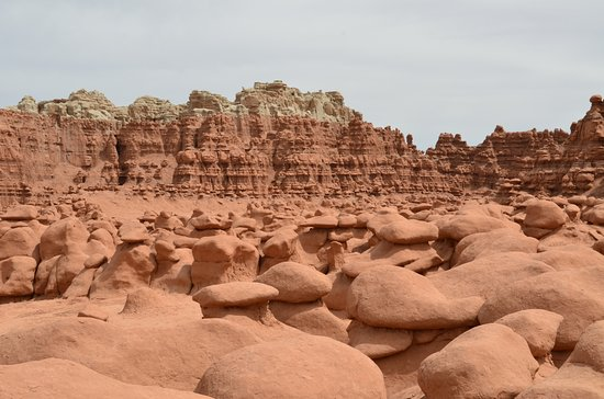 Goblin Valley State Park Panorama