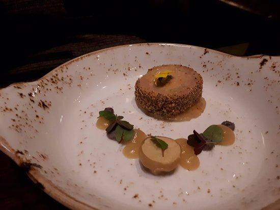 KOLLAZS - Brasserie & Bar: Paté de fois gras