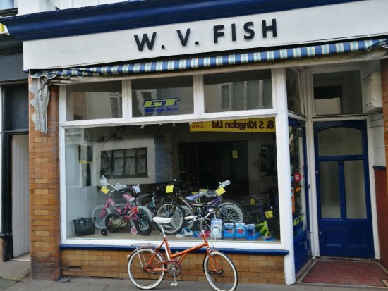 ‪WV Fish Cycle Shops‬