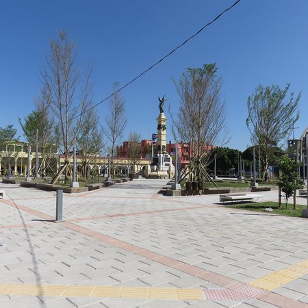 Plaza Libertad: Plaza almost finished!