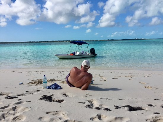 Minns boat rental! - Picture of Great Exuma, Out Islands - TripAdvisor