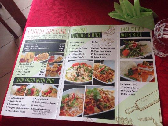 Thai Restaurant Caringbah