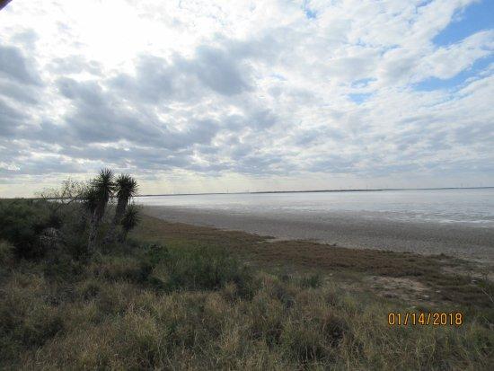 Texas Gulf Coast, TX: Beautiful day on Laguna Madre
