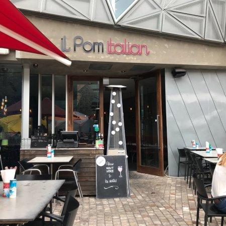 Italian Restaurants Swanston St