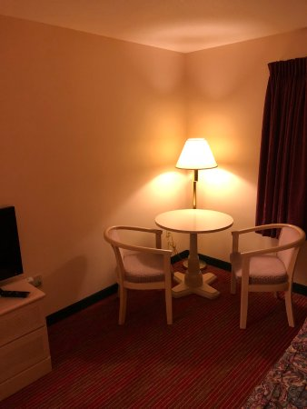 Grand Marquis Waterpark Hotel & Suites: Nice Clean Furniture