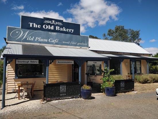Dunkeld, ออสเตรเลีย: Bakery