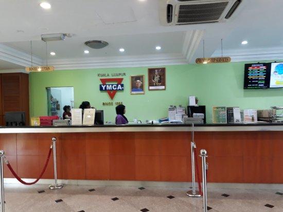 The YMCA of Kuala Lumpur Hostel: 20180110_115345_large.jpg