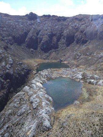 Merida, Venezuela: Laguna de Los Anteojos