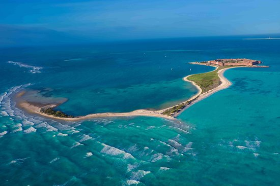 Dry tortugas national park picture of key west seaplane adventures key west tripadvisor for Garden key dry tortugas national park
